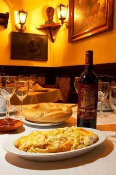 The Best Restaurants, Bars, Cafés, Clubs, and Markets in Madrid: Casa Lucio