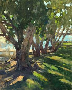Patrick Saunders Fine Arts - Available Paintings
