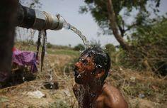 Shkon mbi 1,000 numri i të vdekurve nga i nxehti në Indi