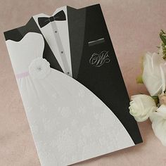 300sets Dresses Wedding Invitations 300 Cards Envelopes Seals Tu004 Required Handmade