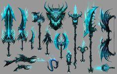 Dave Bolton: Guild Wars 2 Concept Art