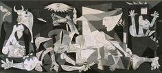 Pablo Picasso | Il Guernica, 1937 | Art in Detail | Tutt'Art@ | Pittura • Scultura • Poesia • Musica