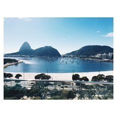View over from the yoo2 hotel over the sugar loaf in botafogo rio de Janeiro Brazil traveling travel in brazil new years rooftop bar vacation summertime
