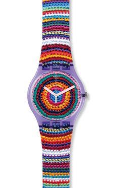 Reloj Swatch mujer Unicetto SUOV102