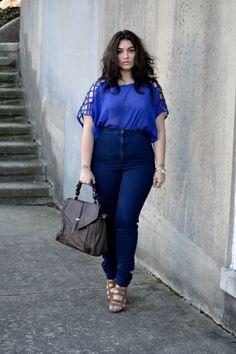 5 blogueuses mode ronde à suivre en 2012