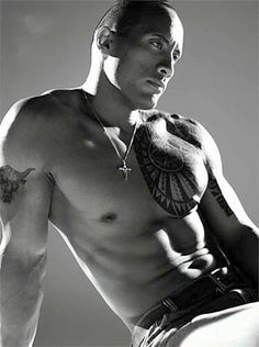 Dwayne Johnson yum