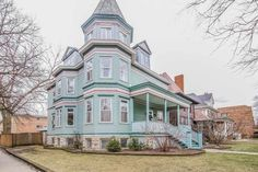 1902 Victorian located at: 400 Home Ave, Oak Park, IL 60302