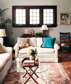 40 Living Room Decorating Ideas|Surprising, low-cost ways to update your home décor.