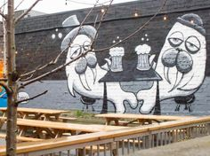 The Best Places to Drink Outdoors in Seattle, 2014 Edition | Serious Eats
