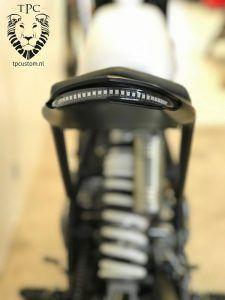 Custom DR650 tracker - TPCustom Ktm 525 Exc, Ktm Exc, White Tv, Black And White Colour, Custom Tanks, Custom Bikes, Mx Bikes, Motocross Racing
