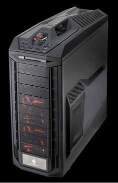 Cooler Master CM Storm Trooper - Full Tower Gaming Case, musta - Jimms.fi