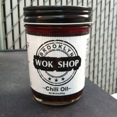 Chili Oil | $8. A savory chili oil that is delicious and versatile, best used as a dipping sauce when you want to add extra flavor with the right amount of heat to your favorite dishes. Available at: manykitchens.com