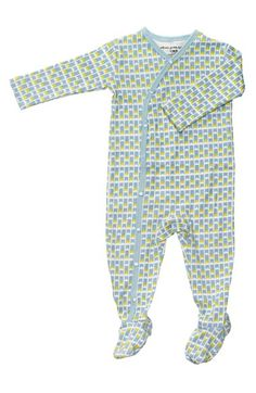 Petunia Pickle Bottom Organic Cotton One-Piece (Baby)
