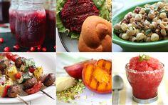 Fourth of July healthy menu