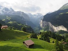 The Gorgeous Mountains of Switzerland by photographer Grant Shepherd.