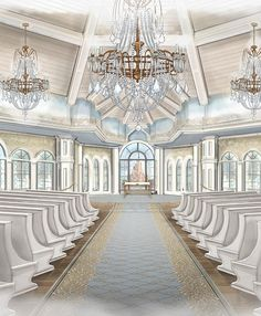 Prepare to Swoon: Disney's Wedding Pavilion is Getting a Whole New Look