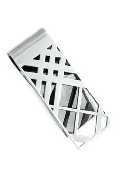 This would work too - Burberry Money Clip