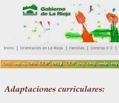 Gobierno de la Rioja: Adaptaciones Curriculares Special Education, School Counseling, Asperger