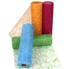 25 Meter Sizoweb® Tischband, 30 cm Breite in 33 Farben Bild 1