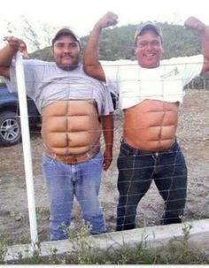 Instand Six Pack. :D   #lol #funny #pic