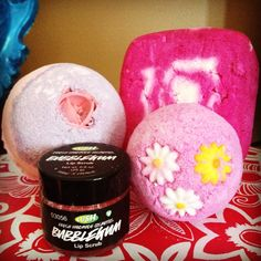 Lush Cosmetics-the products are out of this world