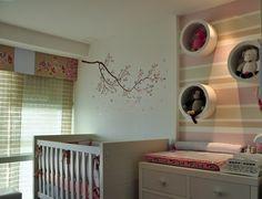 Decoração de Quarto de Bebê - Arquitetura de Interiores