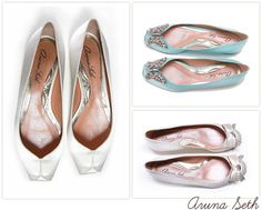 Where To Find… Flat Bridal Shoes