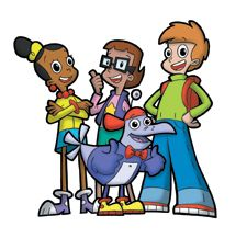 Lots of great free videos, games, lessons and activities from PBS Cyberchase.
