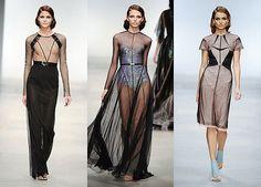 Marios Schwab  London Fashion Week