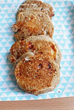 Vegetarian Breakfast Recipes, Healthy Recipes, Dessert Recipes, Desserts, Cooking Time, Catering, Sweet Tooth, Muffin, Good Food