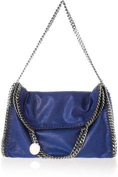 <3 Stella McCartney - Falabella faux leather fold-over tote