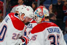Congratulations to @Sonia Martel de Montréal netminder Dustin Tokarski on his first career NHL shutout.
