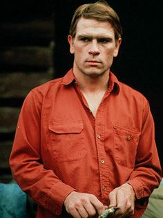 """Tommy Lee Jones in Coal Miner's Daughter"""", """"Nashville Lady""""(1980). COUNTRY: United States. DIRECTOR: Michael Apted."""