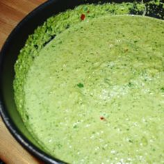 Sofrito:  a sauce of herbs and spices used in the Caribbean, Latin America, and Spain as a base for many of their dishes.