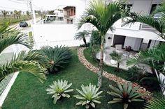 100 fotos de jardins de casas