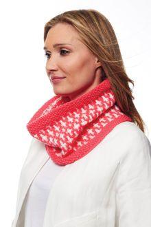 Slip Stitch Cowl (Knit)
