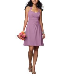 DescriptionAlfred Angelo Style 7172Cocktaillength bridesmaid…