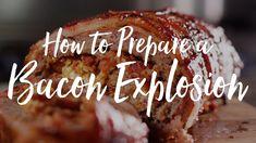 Bacon Explosion Recipe