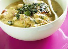Curry de poisson blanc #DanOn #recette