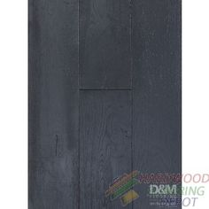 "ROYAL OAK COLLECTION, BLACK TEA DMSR-10, 7.5"" WIDE, LONG PLANK, KLUMPP OIL FINISHED HARDWOOD FLOORING"