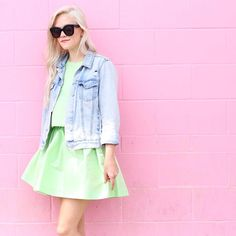 Let's make this easy! PARTYTOPS & #PARTYSKIRTS.