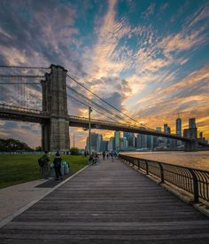 Brooklyn Bridge - NYC