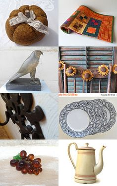 AUTUMN PREVIEW by Laura on Etsy--Pinned with TreasuryPin.com