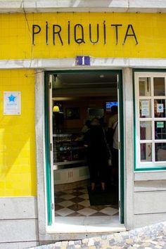 Eating in Lisbon, Portugal. Foodie guide.
