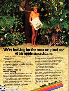 15 Vintage Computer Ads That Used To Be Cool | Bored Panda
