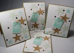 Happy BIG day - StampinUp! Demonstrator Stamping Videos Stamp Workshop Classes Scissor Charms Paper Crafts