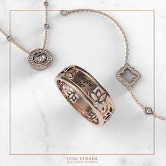 #litalefraim #ss16 #rosegold #goldjewelry #jewelrydesign #finejewelry #diamondband #diamondring #pavediamond #daintybracelet #diantyjewelry #halopendant