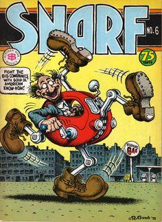 Snarf - Crumb - 1975