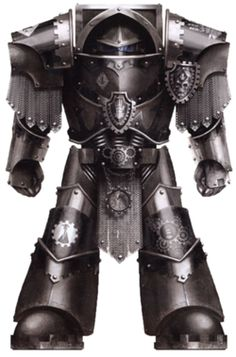 Iron Hands Legion Catifractai Terminator Morlock