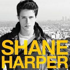 shane harper (spencer on good luck charlie) i never knew he could sing!! hes pretty good!!